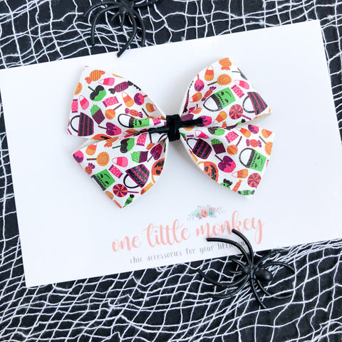 Trick or Treat KENNEDY Bow