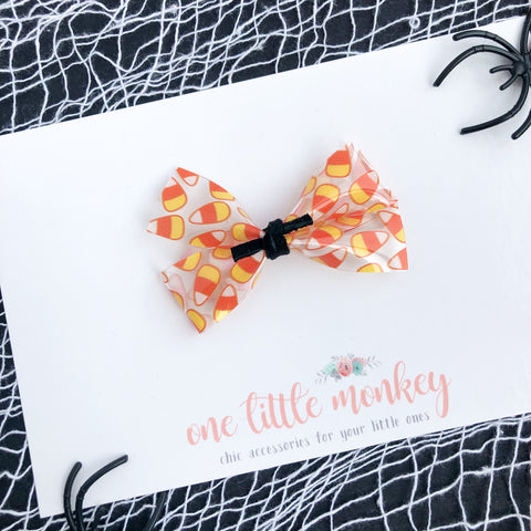 Candy Corn Jelly GILLIE Bow
