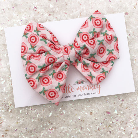 Ornamental Hand-Tied MADISON Bow