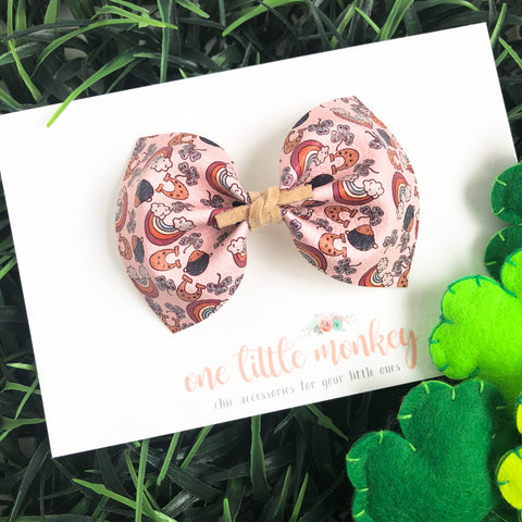 Vintage St Paddy's MILLIE Bow