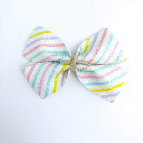 Preschool Stripes KENNEDY Bow