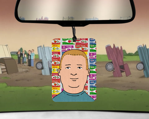 Bobby Hill Air Freshener