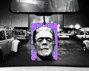 Frankenstein Monster car Air Freshener
