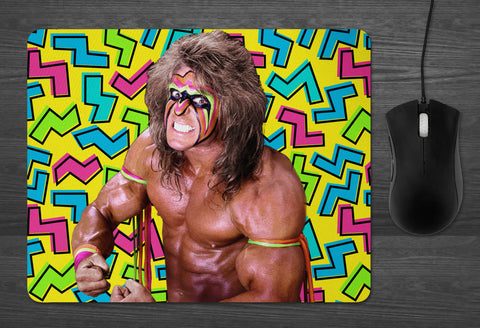 Ultimate Warrior Mouse Pad Dab Mat