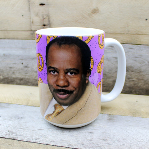 Stanley Hudson the Office MUG