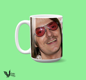 Mitch Hedberg MUG  | donut Receipt funny gifts for him boyfriend best friend gifts girlfriend gifts comedy legends Comedian gift