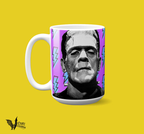 Frankenstein Monster MUG  | coffee GOTH Monster Mania classic movies gifts for horror lovers boyfriend gift girlfriend gift monsters Wedding