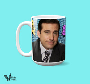 Michael Scott the Office MUG  | Scranton best boss ever Thats what she said jeans Dunder Mifflin tv show gifts for silly people
