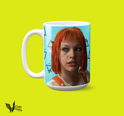 Leeloo Dallas Mug