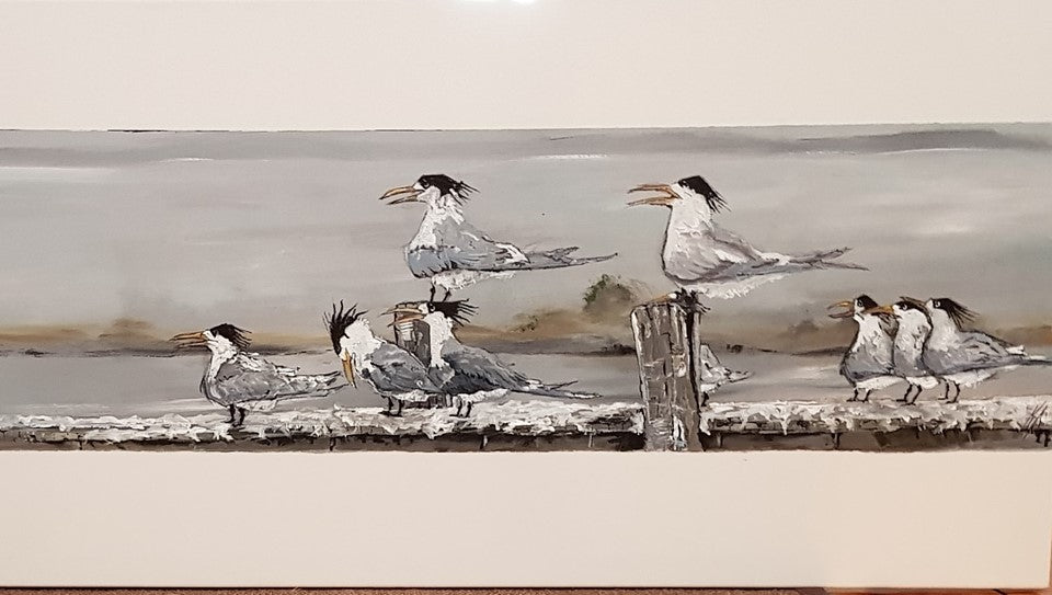 Artist Q&A with Strathalbyn Artist Kathy Hardy Smith