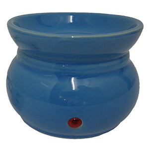 Large Electric Oil Melt Burner - Blue
