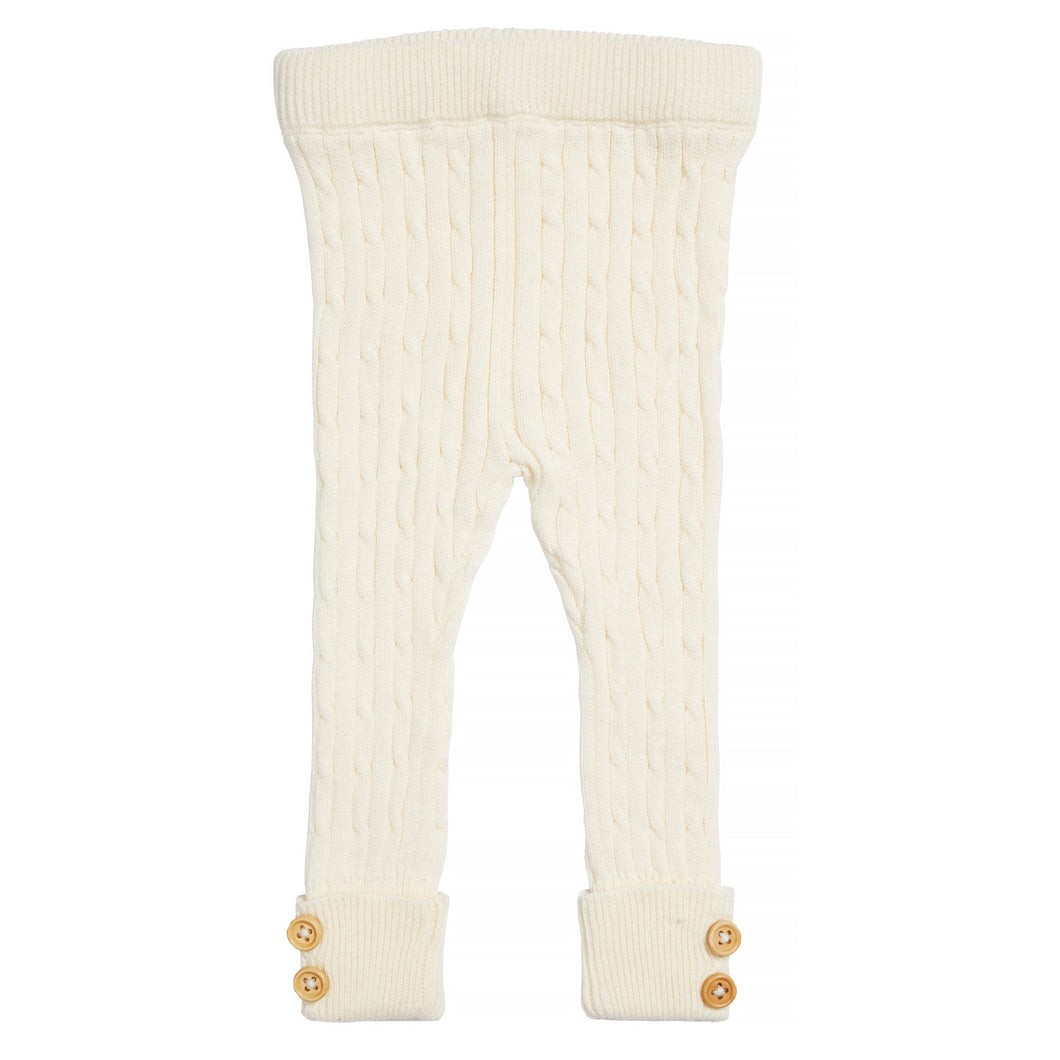 miann and co cotton knit rib leggings