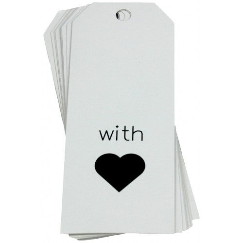 Gift Wrapping and Gift Tag with Message