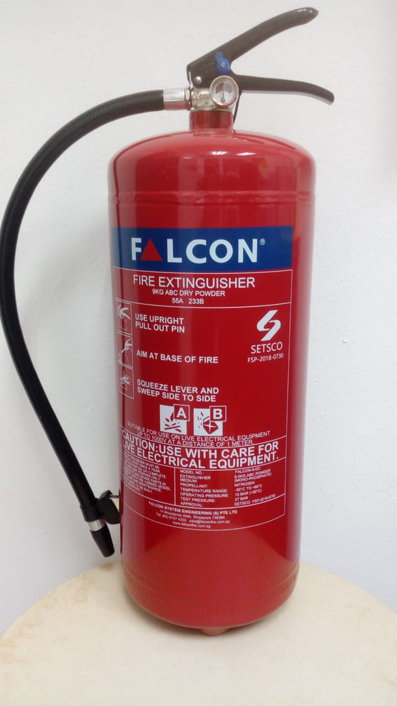 Fire Extinguisher 9KG