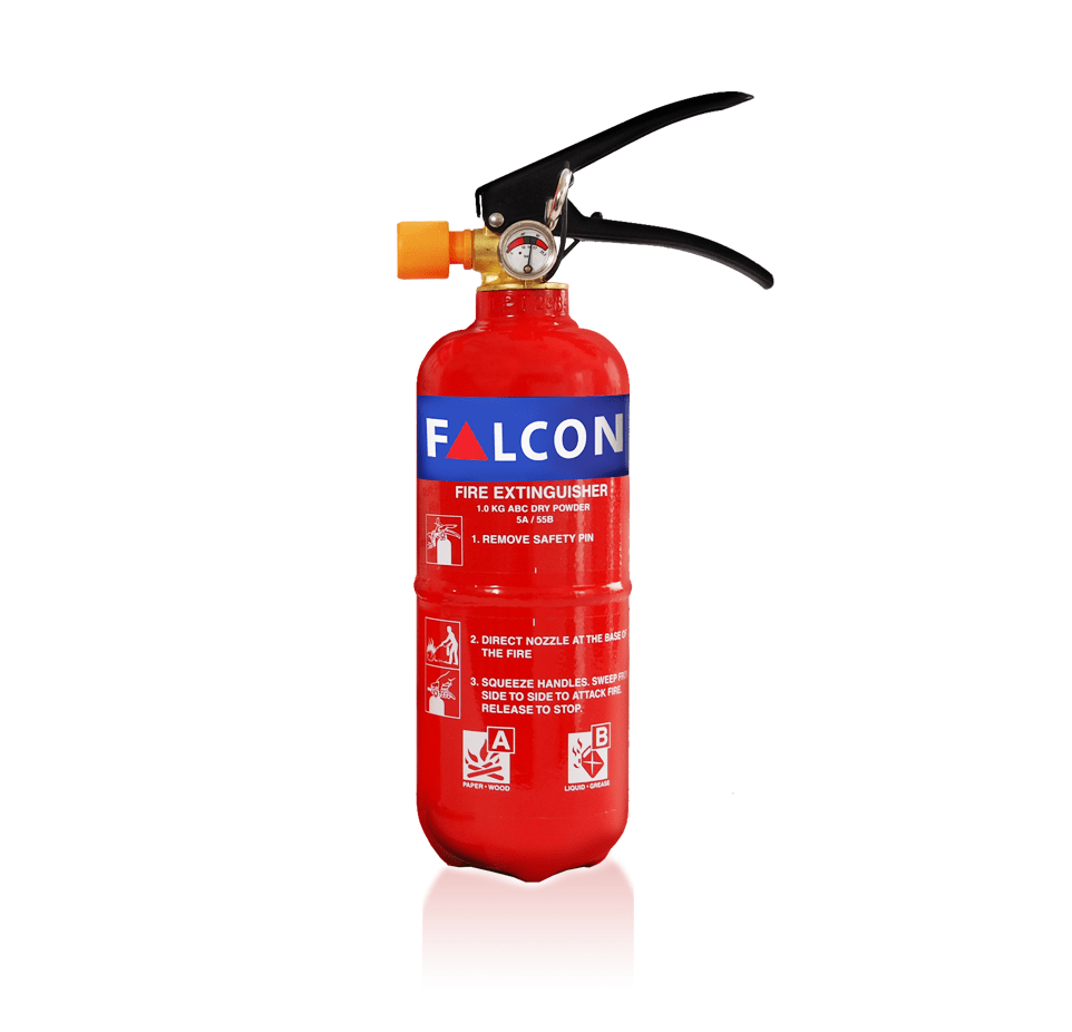 fire extinguisher fire safety falcon falconfire