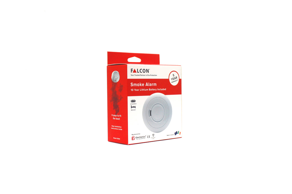 Smoke Alarm (Home Fire Alarm Device)