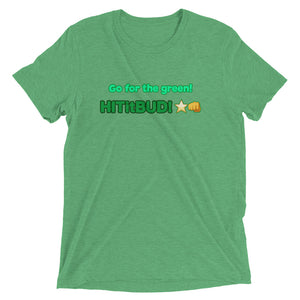 Go for the green T!