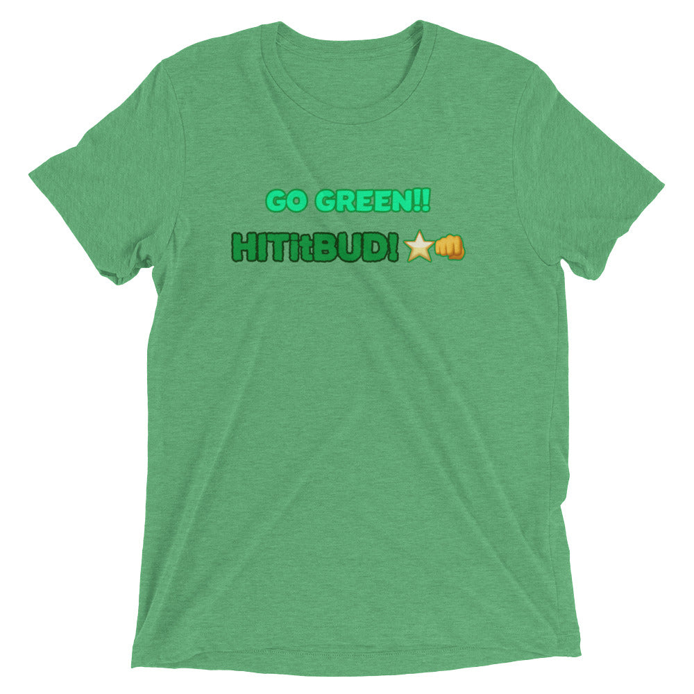 GO GREEN!! T