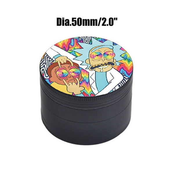 Rick and Morty Grinder