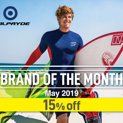 Brand of the Month 15% Off