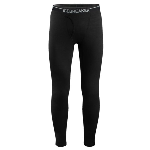 Icebreaker - MEN'S OASIS LEGGINGS WITH FLY