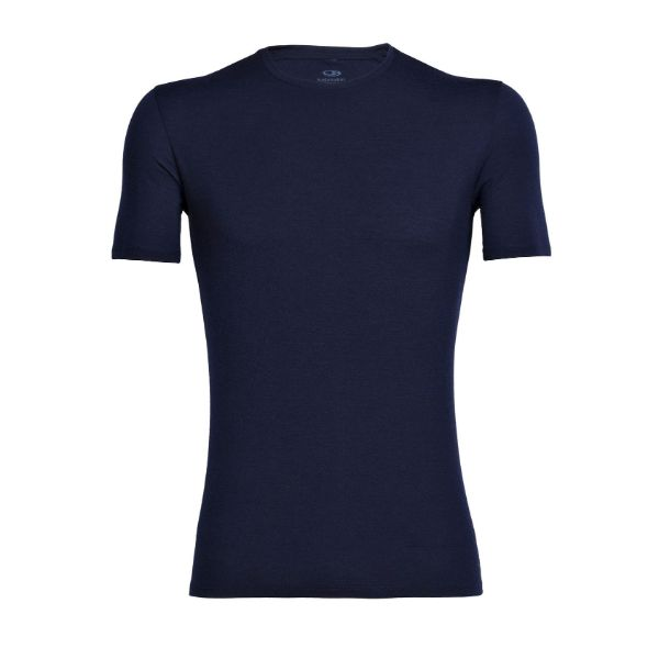 Icebreaker - MEN'S ANATOMICA SHORT SLEEVE CREWE