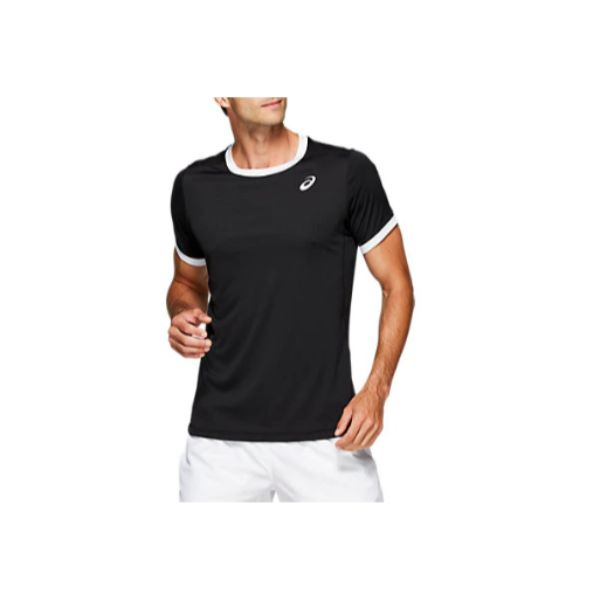 ASICS - MEN`S CLUB SHORT SLEEVES TOP