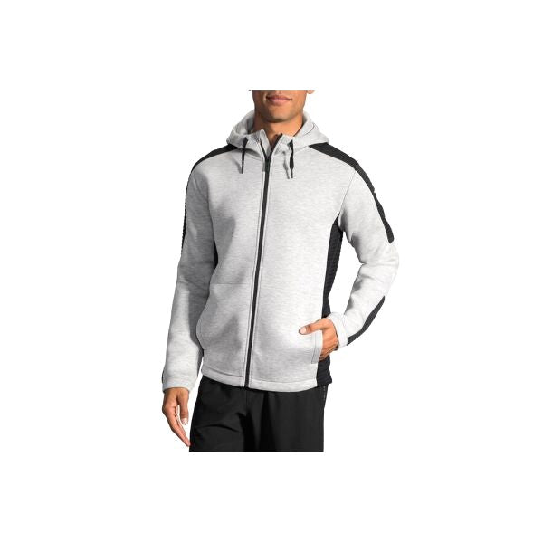 BROOKS - MEN'S INTERVAL HOODIE
