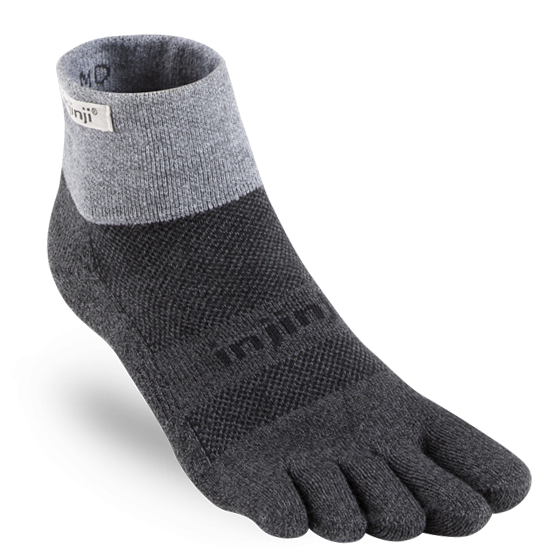 Injinji- Trail Mid Weight Mini-Crew Socks