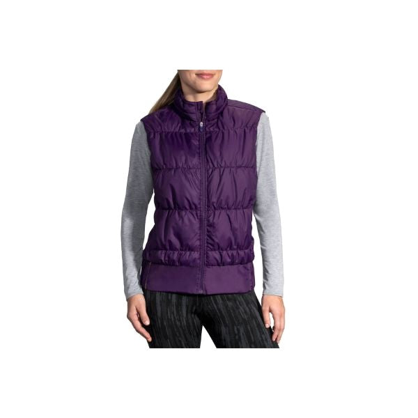 BROOKS - WOMEN'S CASCADIA THERMAL VEST