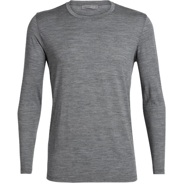 Icebreaker - MEN'S TECH LITE LONG SLEEVE CREWE