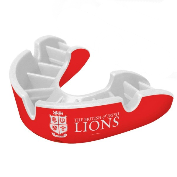 Opro - Silver Lions Mouth Guard (10+ Adult)