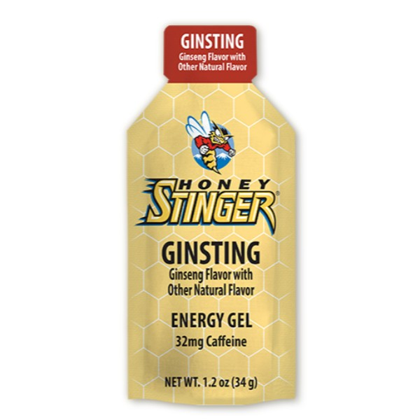 Honey Stinger- Classic Energy Gel Caffeinated Ginsting