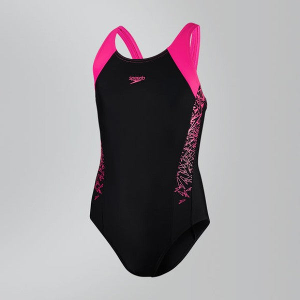 Speedo - GIRL'S BOOM SPLICE MUSCLEBACK