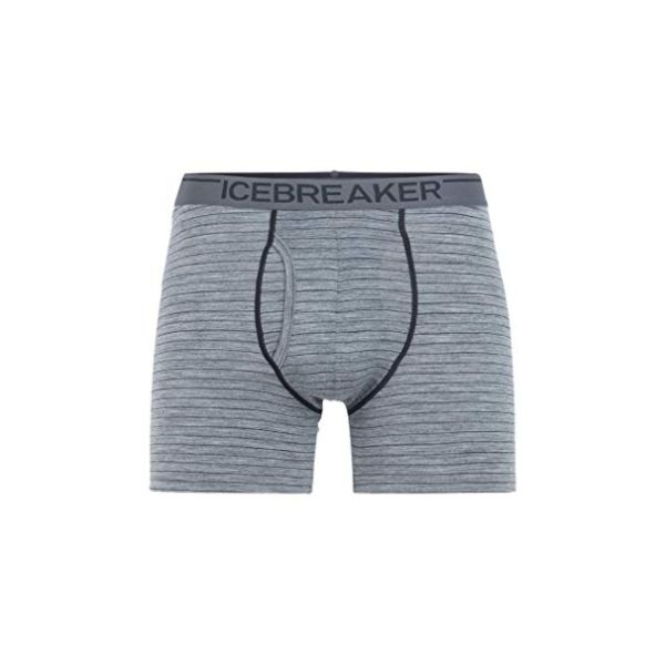 Icebreaker - MEN'S ANATOMICA BOXERS WITH FLY
