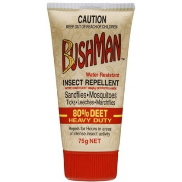 Bushman Ultra Insect Repellent Gel Heavy Duty
