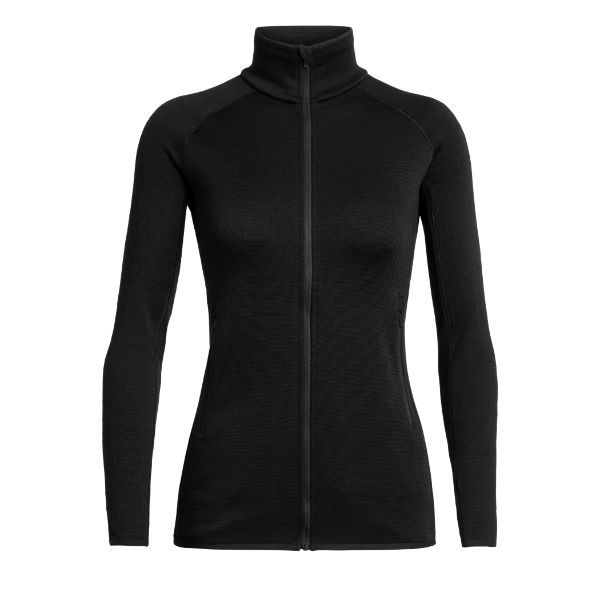 Icebreaker - WOMEN'S ELEMENTAL LONG SLEEVE ZIP