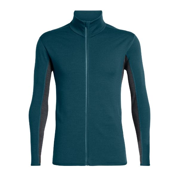 Icebreaker - MEN'S DELTA LONG SLEEVE ZIP