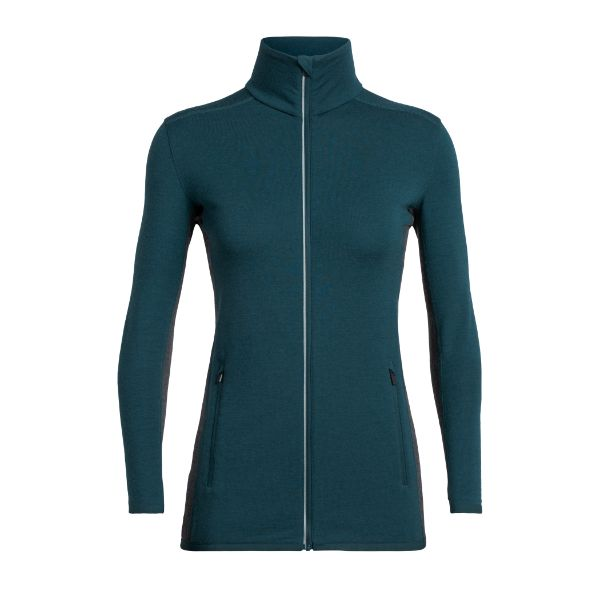 Icebreaker - WOMEN'S DELTA LONG SLEEVE ZIP