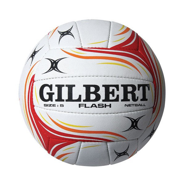 Gilbert - Flash Netball (Size 5)