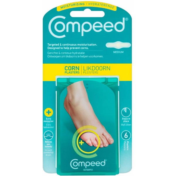 Compeed - Corn Medium Plasters