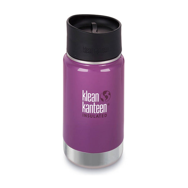 Klean Kanteen - Insulated Wide W/ Cafe Cap (12 Oz 355ml)