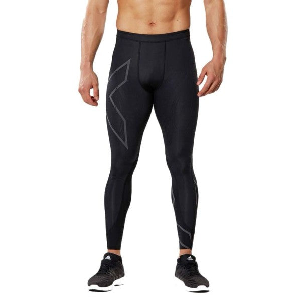 2XU - Men's MCS Run Compression Tight / Nero / Black