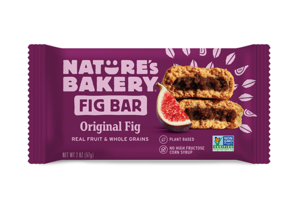 NATURE's BAKERY- WHOLE WHEAT FIG BAR - ORIGINAL FIG