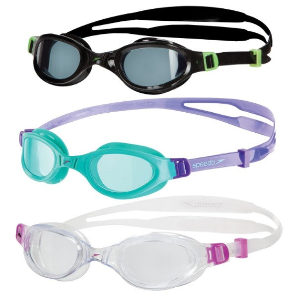 Speedo - SPEEDO FUTURA PLUS JUNIOR GOGGLES (6-14YRS)