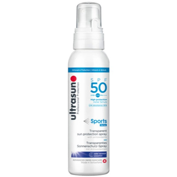 UltraSun - Sports Spray SPF50+