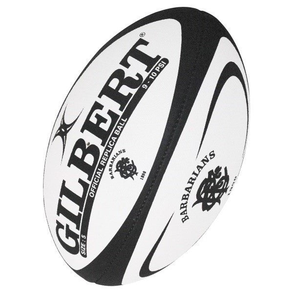 Gilbert - Barbarians Replica Ball (Size 5)