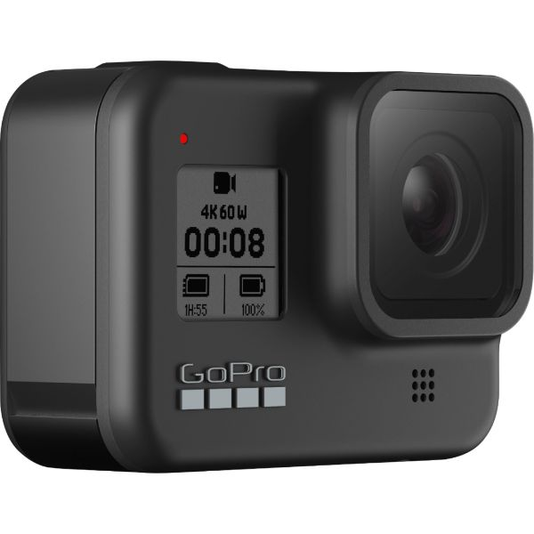 GoPRo - HERO 8 BLACK
