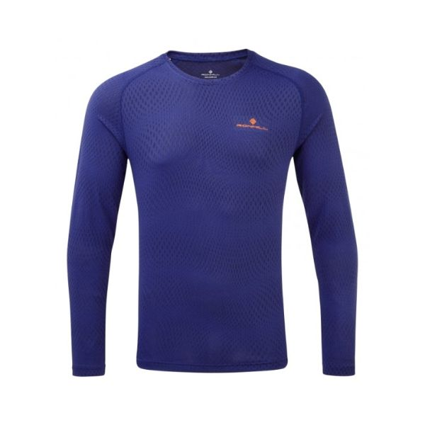 RONHILL - MEN'S STRIDE L/S TEE