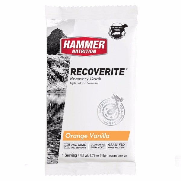 Hammer Recoverite (Glutamine - Fortified Recovery Drink)